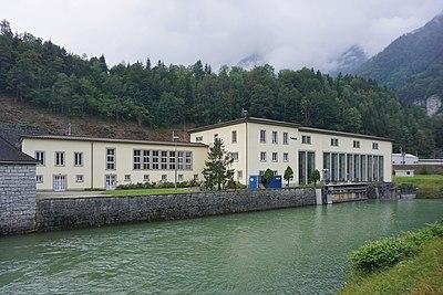 Picture of Kraftwerk Hieflau