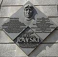 Krakow-Ludomil Rayski plaque.jpg