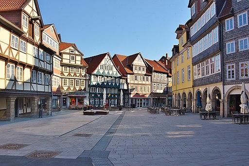 Krambuden Wolfenbüttel (Wolfenbüttel)