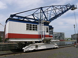 Hafenforum in Duisburg