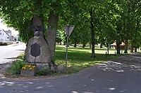 Kriegerdenkmal Leezen (Holstein).Lage.ajb.jpg