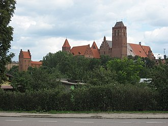 Polish–Teutonic War (1519–1521) - Marienwerder Castle was taken by Polish forces on 18 March 1520.