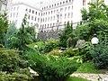 Kyiv - Bankova 11 with garden.jpg