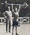L'Italien Pierino Gabetti, champion olympique des poids plumes en 1924.jpg