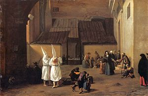 Pieter van Laer - The flagellants