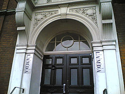 Gower Street entrance