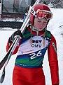 LCOC Ski jumping Villach 2010 - Julia Kykkaenen 128.JPG
