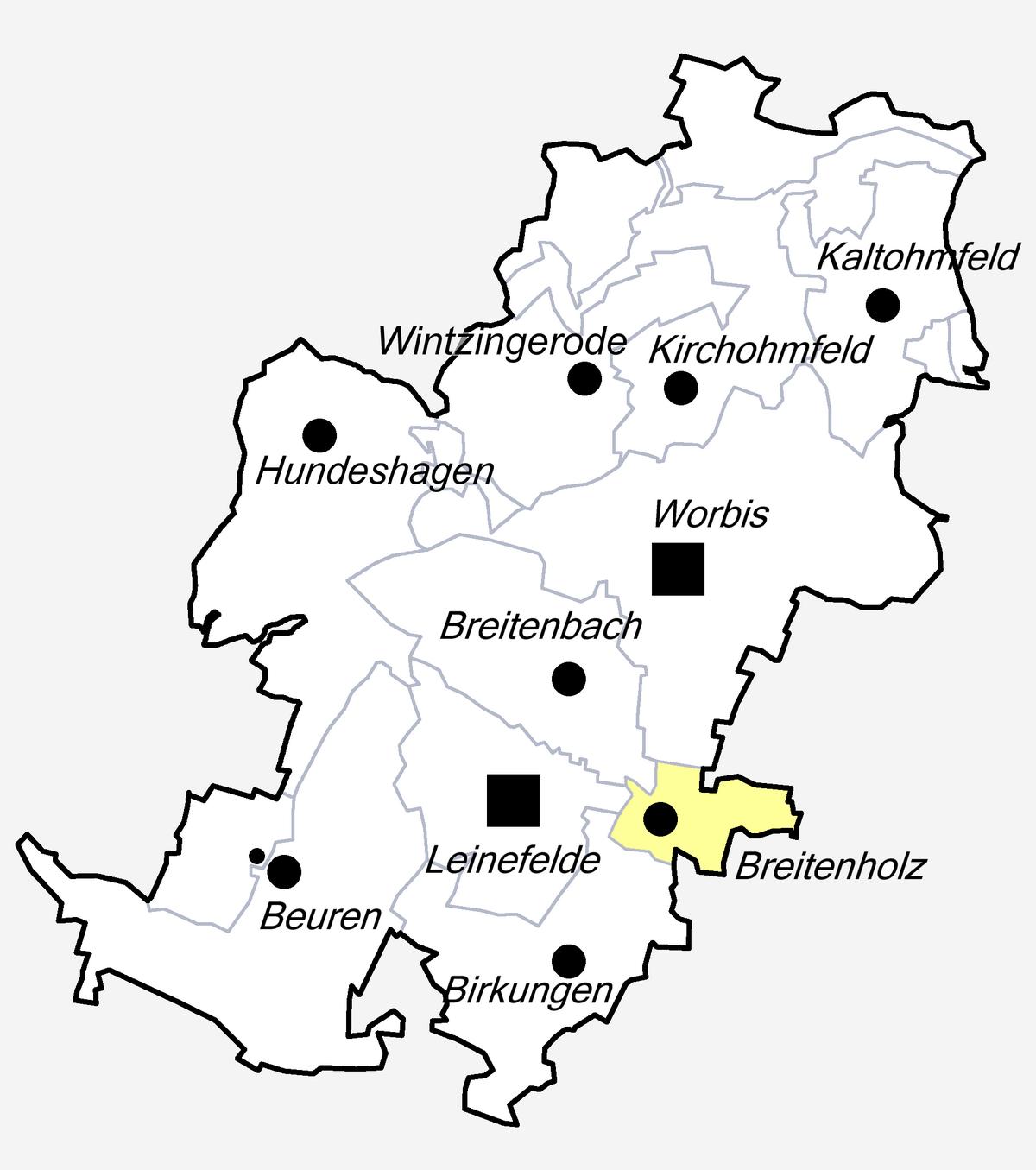 Leinefelde Worbis