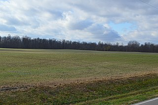 Dover Township, Fulton County, Ohio Township in Ohio, United States