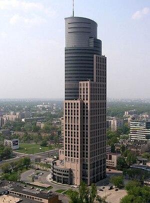 Warsaw Trade Tower - Warsaw Trade Tower