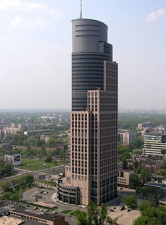 Warsaw Trade Tower - Warsaw Trade Tower