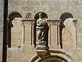 La Chapelle-Faucher église sculpture portail (3).JPG