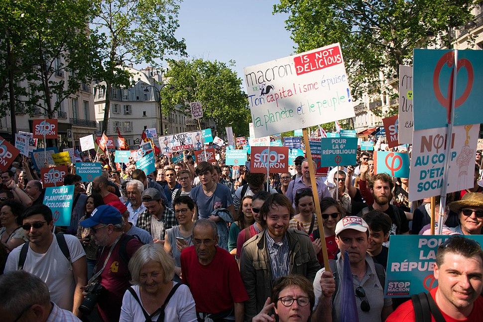 La Fête à Macron, 5 mai 2018 — 66
