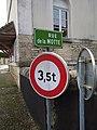La Loye - Rue de la Motte (plaque).jpg