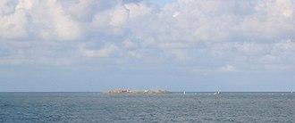 Minquiers - La Maîtr' Île