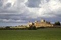 La luz del sol sobre el Castillo de Marchenilla.jpg