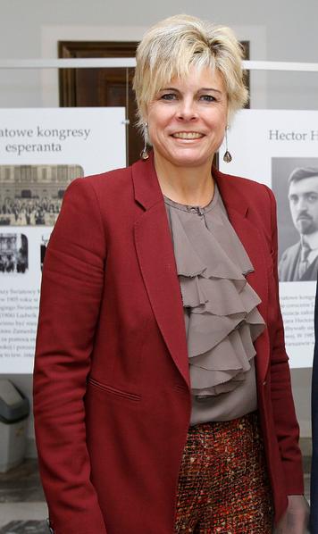 Принцесса Нидерландов Лаурентин дала старт общенациональной кампании против детской бедности