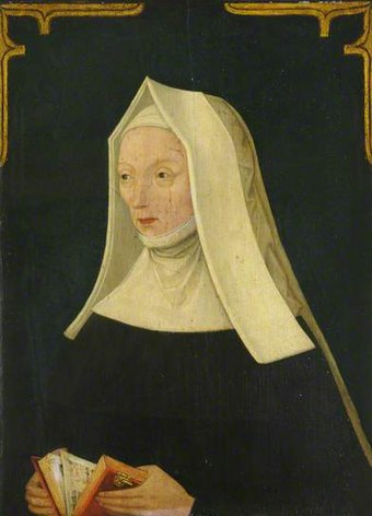 Lady Margaret Beaufort, Christ's College Library Lady Margaret Christ's College Library.jpg