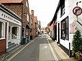 Ladygate, Beverley - geograph.org.uk - 878466.jpg