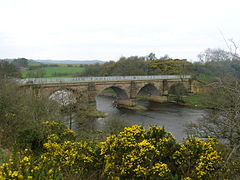 The 1812 Laigh Milton Viaduct in Ayrshire – the oldest surviving railway bridge in Scotland