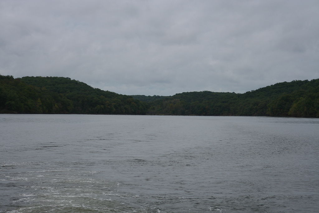 Party cove lake of the ozarks mile marker