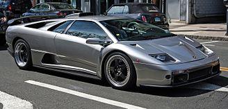 Lamborghini Diablo Wikipedia