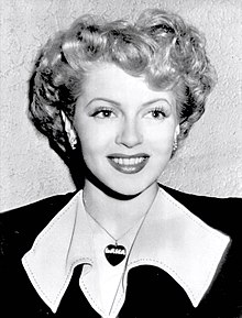 Lana Turner Wikipedia Wolna Encyklopedia
