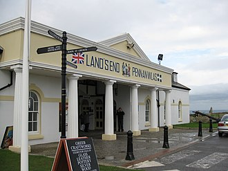 Land's End - Image: Lands End Tourist Centre