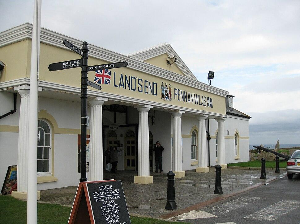 Lands End Tourist Centre