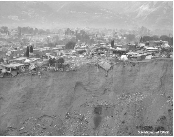 Landslip after the earthquake in Muzaffarabad, Pakistan.jpg