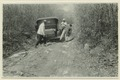 Landsvägen mellan Ticul och Kabah, Labna, Sayil. (katalogkort) - SMVK - 0307.j.0078.tif