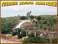Large Hanuman Statue, Puttaparthi, Andhra Pradesh 2.jpg