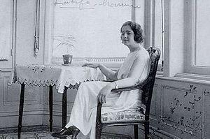 Latife Uşşaki - Image: Latife Hanım (1923)