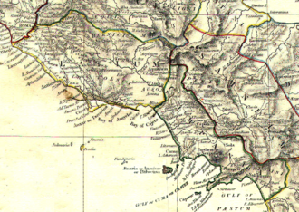 Latium - Early Latium and Campania