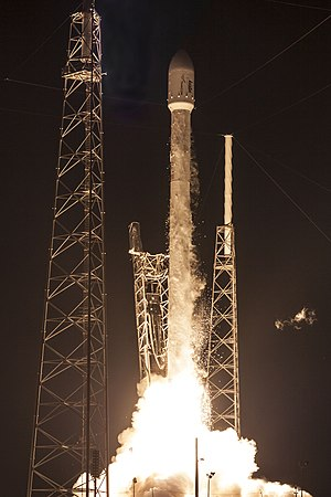 Launch of Falcon 9 carrying ASIASAT 6 (16233828644).jpg