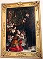 Lavinia fontana, s. francesco di paola benedice il figlio di luisa di savoia, 1590, da s.m. della morte 01.jpg