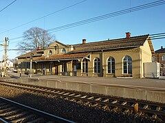 Laxå station 2011.   JPG