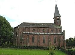 Le Boujon église (façade nord) 1.jpg