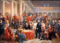 Le Compromis des nobles en 1566-Edouard de Biefve-MBA Lyon-2014.jpeg