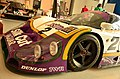 Le Mans 1988 Silk Cut TWR Jaguar XJR-9 at Coventry Motor Museum (1).jpg