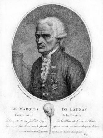 Bernard-René de Launay - Bernard-René de Launay