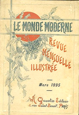 Image illustrative de l'article Le Monde moderne