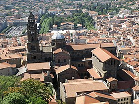 Image illustrative de l'article Cathédrale Notre-Dame-de-l'Annonciation du Puy-en-Velay
