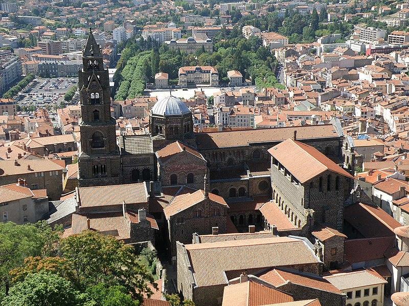 Cathédrale Notre-Dame-de-l'Annonciation du Puy-en-Velay