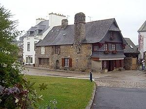 Le Faou - Old house in Le Faou