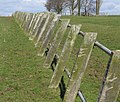 Leaning Fence - geograph.org.uk - 146686.jpg