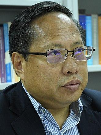 Albert Ho - Albert Ho in 2018