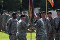 Legion's 2nd Battalion changes command 140731-A-FW657-125.jpg