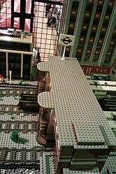 Lego Model Train Set - Museum Depot - London Transport Museum Open Weekend March 2012 (6825118458).jpg