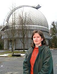 Lenka Kotková, Ondřejov Astronomical.jpg